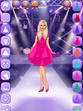 Glam Dress Up - Girls Games image
