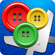 Download Game Buttons and Scissors