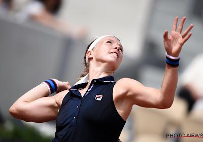 Kiki Bertens geeft er de brui aan op de WTA Finals