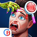 ER Hospital  5 –Zombie Brain Surgery Doctor Game icon