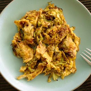 Cabbage and Eggs.
