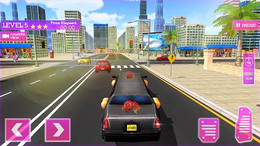 Télécharger Gratuit Service de limousine VIP - simulateur de mariage APK MOD (Astuce) screenshots 3