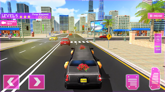 VIP Limo Service – Luxury Wedding Car Driving Sim 1.1.0 Mod + Data for Android 3