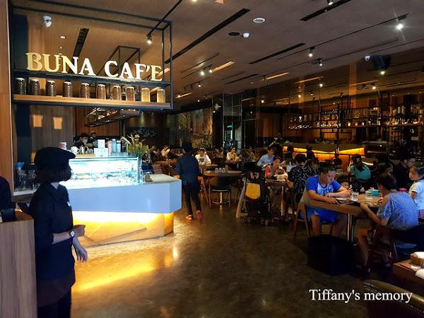 黑色系歐風古典風格,餐點美味,提供插座、不限時咖啡廳-布納咖啡藝文館