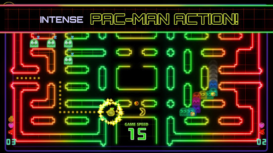 Download APK: PAC-MAN Championship Edition DX v120 (Paid)