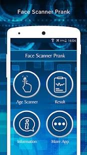 Face Scanner Prank - náhled