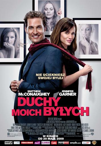 Polski plakat filmu 'Duchy Moich Byłych'
