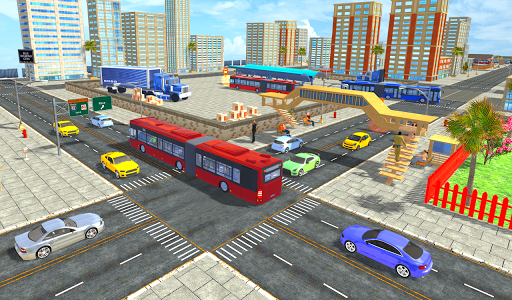 Offroad Metro Bus Game: Bus Simulator 1.3 screenshots 1