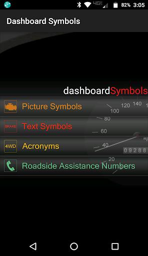 Vehicle Dashboard Symbols  screenshots 6