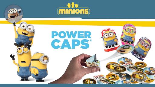 Minions Power Caps™ Guia Juego