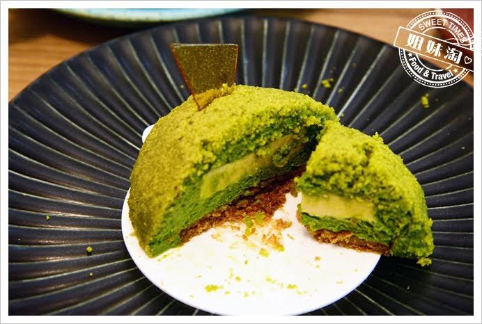 木白甜點咖啡店苔玉