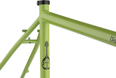 Surly Pea Lime Soup Disc Trucker Frameset - 700c alternate image 2
