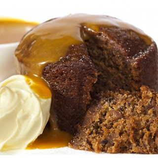 Australian Sticky Date Pudding.