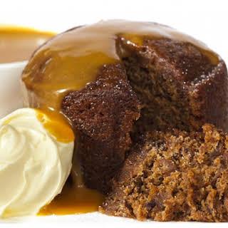 Australian Sticky Date Pudding.