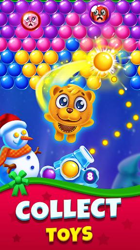 Christmas Games - Bubble Shooter 2020 2.5 screenshots 4