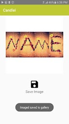 Photo Designer - Write your name with shapes APK screenshot thumbnail 3