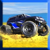 Monster Truck Speed Racing 3D