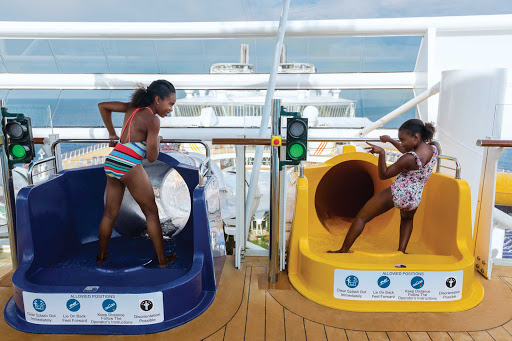 Harmony-of-the-Seas-perfect-storm.jpg - Kids will like letting loose in the Perfect Storm play area on Harmony of the Seas.