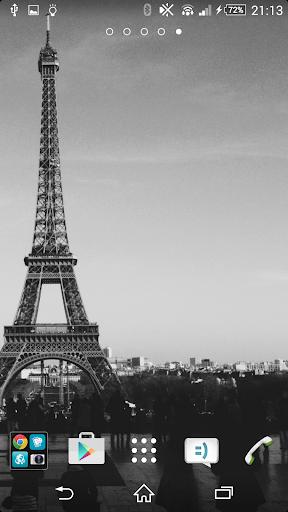 Fond d'écran Tour Eiffel