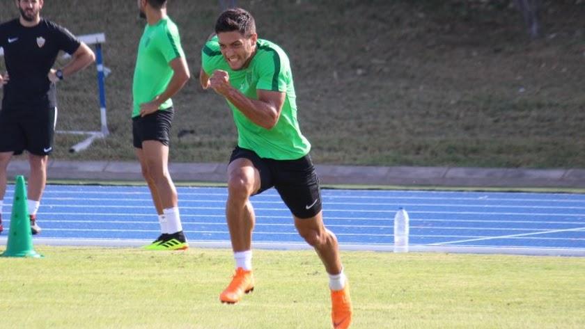 Adri Montoro tendrá su oportunidad en la Copa del Rey.