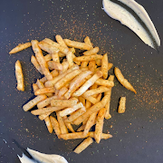 Kanimiso Crab Butter Fries