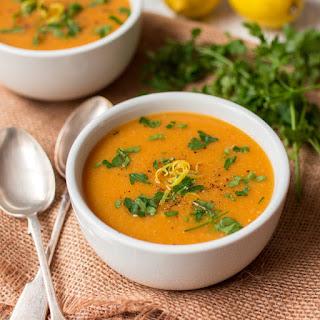 Chickpea and Lemon Soup