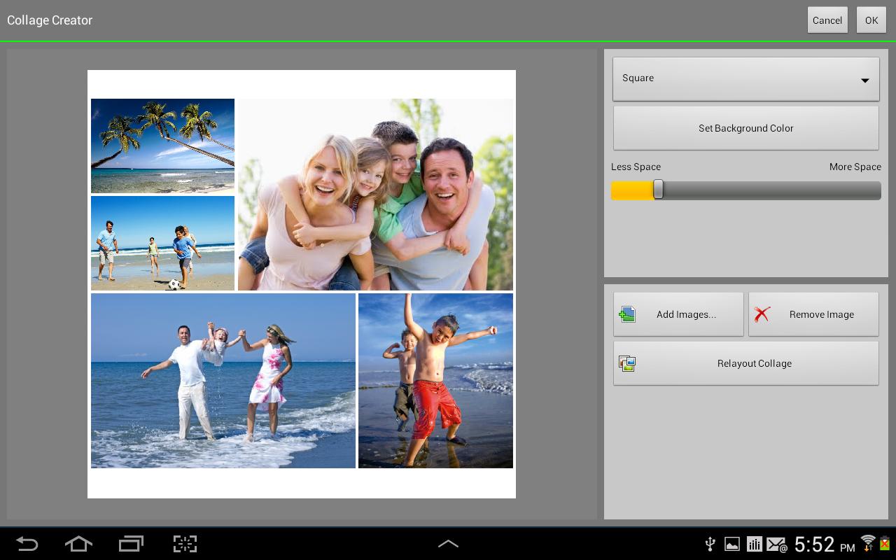 PhotoPad Photo Editor Free - screenshot