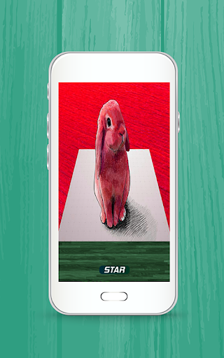 玩免費遊戲APP|下載How to Draw 3D Pictures app不用錢|硬是要APP