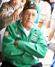 Photo: Ohio vet Don W. Dichy served aboard a troop carrier.