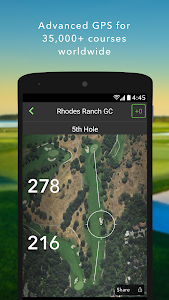 Arccos Golf screenshot 1