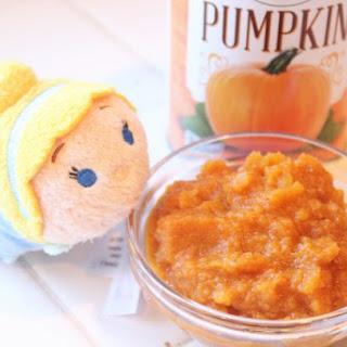 Easy Autumn Baby Purees.