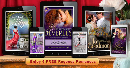 FREE Regency Romance | Offer Ends Friday