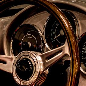 Dashboard by Greg Bennett - Transportation Automobiles (  )