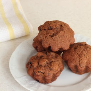Healthy Bran Muffin Recipe Sweetened with Apple Butter