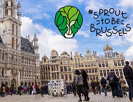 Sprout to be brussels tour