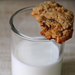 Oatmeal Raisin and Chocolate Coconut Oatmeal Cookies