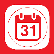 Calendar and block notes APK icon