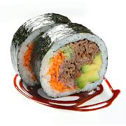 Beef Teriyaki Big Roll