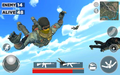 Free Battle Royale: Battleground Survival 2 8