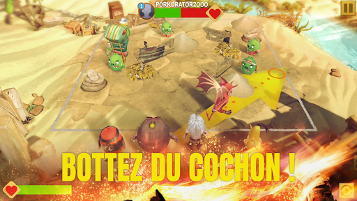 Angry Birds Evolution  captures d'écran 3