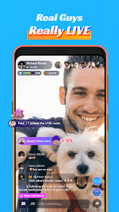 Blued – LIVE Gay Dating, Chat & Video Call to Guys 2