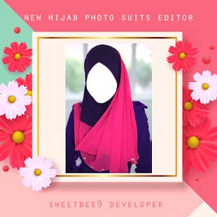 New Hijab Photo Suits 2018 - náhled
