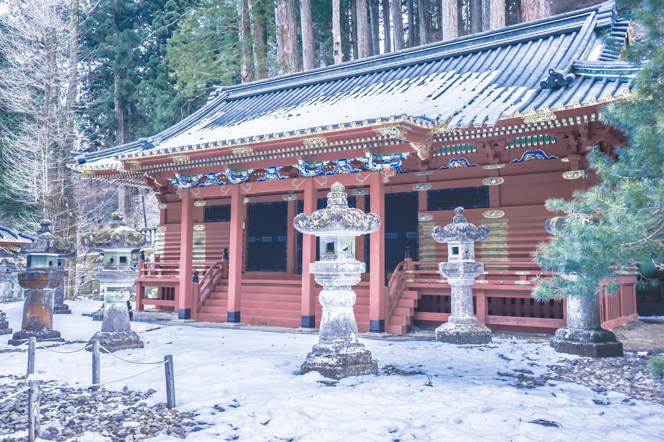 Nikko Taiyuin Nikkosan Rinno-Ji Temple7
