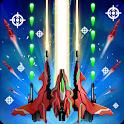 Space wars: spaceship shooting game icon