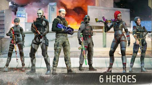 Battle Forces - FPS, online game 0.9.15 screenshots 18