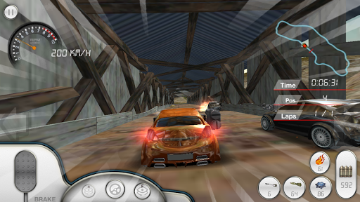 Armored Car HD (Racing Game)  screenshots 4