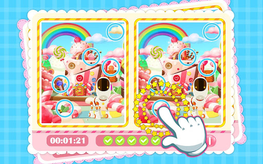 Candy Castle: Any Difference
