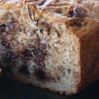 Gluten-Free Chocolate-Pecan Quickbread