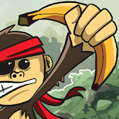 Monkey Duel: Turn-Based Shoot