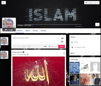 e-Muslims screenshot 1